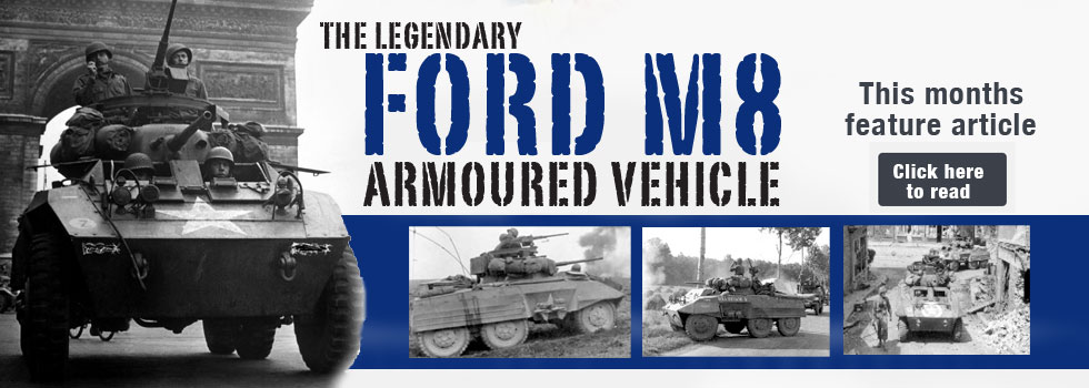 Ford M8 Armoured Vehicle