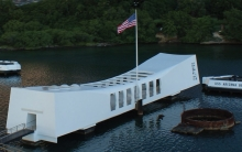 Visit to Arizona Memorial Pearl Harbour