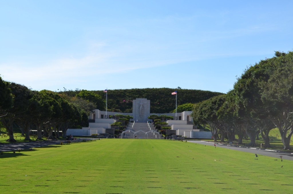 pacific cemetary