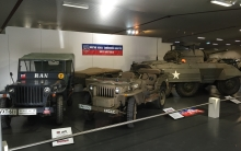 WVCG Vehicles at the National Motor Museum