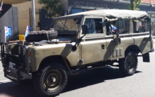 For Sale 1980 Series 3 Land rover FFR Bargain $20,000