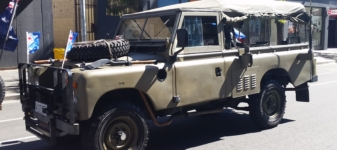 For Sale 1980 Series 3 Land rover FFR