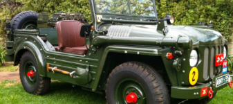 FOR SALE – 1955 AUSTIN CHAMP – $30,000